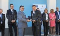 Новият МВР-министър връчи почетен плакет на кмета Ат.Камбитов