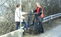 Кмет даде пример за почистването в Гоце Делчев
