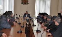 Кметът на Община Разлог инж. Красимир Герчев се срещна с животновъдите от гр. Разлог