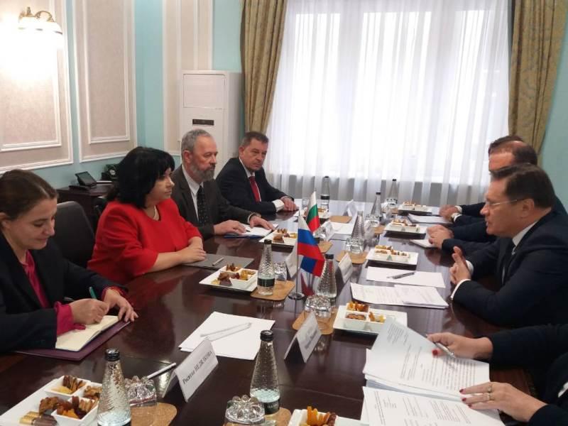 Руската страна потвърди интереса си към проекта АЕЦ  Белене