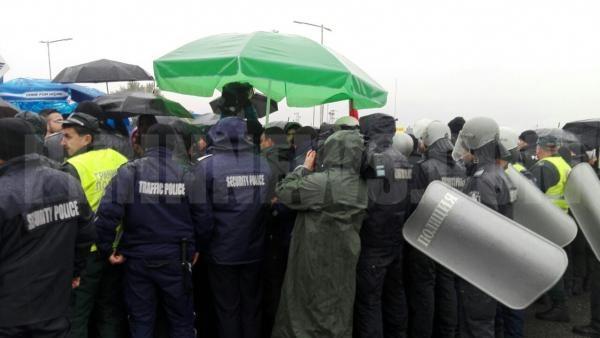 Протестър № 1 в Пиринско :Ал. Стамболийски: Със сила жандармерията ни смачка като цинкова кофа