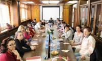 """Потребителите от  Защитени жилища"""" Банско проведоха работна среща с кмета"""