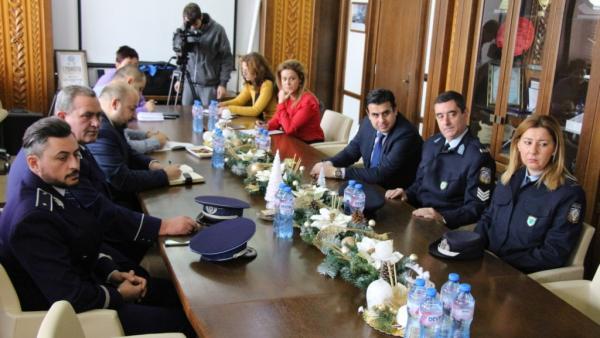 Съвместно патрулиране от три европейски страни отново в Банско