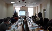 """В Разлог се проведе семинар по проект  Насърчаване и повишаване на мобилизацията на младежта – културно наследство и спортна валоризация"""", (PROMO-YMC(H)A)"""