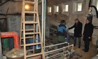 Кметът на Разлог инспектира училищата заради студа
