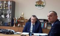 Комисар Николай Хаджиев успокои: Засиленото присъствие на жандармерията в Югозапада е с цел превенция срещу битовата престъпност