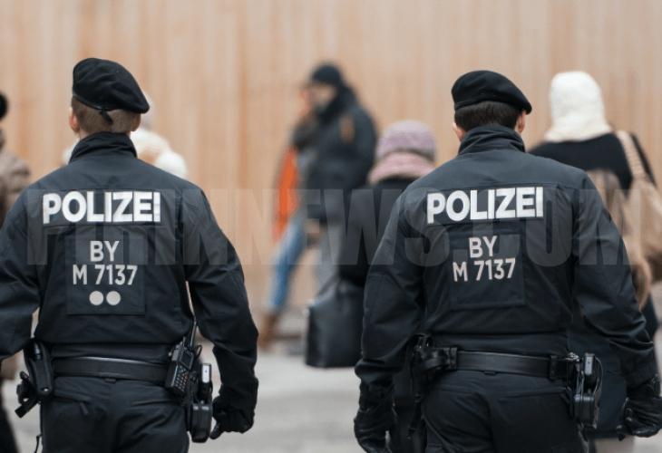 Наша гордост! Арестуваха петима българи в Германия за кражба на 32 тона метал