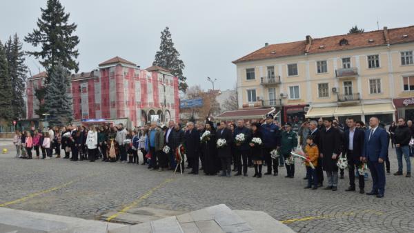 Честване на 147 години от рождението на Гоце Делчев