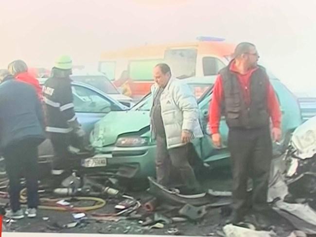 Националната следствена служба ще разследва тежката катастрофа на АМ Струма