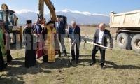 Направиха първа копка на мащабен спортен комплекс за 24 милиона лева край Разлог