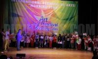 Тържествено бе отбелязан финалът на Международния фестивал на изкуствата  Утринна звезда – Банско 2019