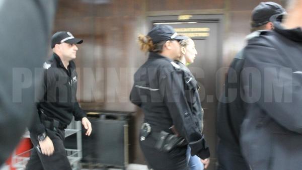 При закрити врата се гледа обжалването на мярката арест  за полицайката Розалина Кьосева