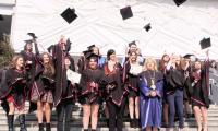 Връчват дипломите на абсолвентите от Правно-историческия факултет към ЮЗУ  Неофит Рилски