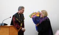 Удостоиха проф. д-р Лилия Илиева със званието  Почетен професор  на Югозападния университет  Неофит Рилски