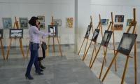 Проф. Цочо Бояджиев представи самостоятелна фотоизложба в ЮЗУ  Неофит Рилски