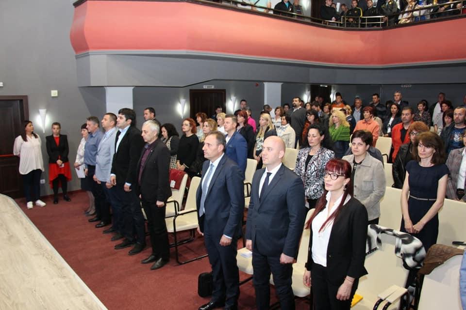 Георги Икономов преизбран за лидер на ГЕРБ в Банско