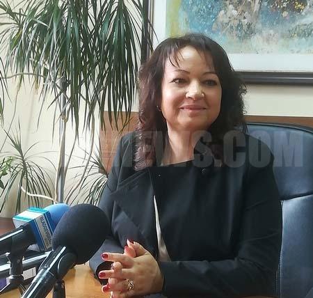 Управителят на ВиК-Благоевград  инж.Росица Димитрова: Политика с водата не трябва да се прави