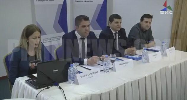 Македонски медии хвалят кмета на община Струмяни за активна работа по европроекти