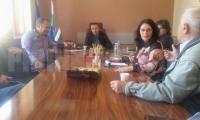 Кметът на Белица събра партньори на една маса ,за да обсъдят идеи за развитието на общината