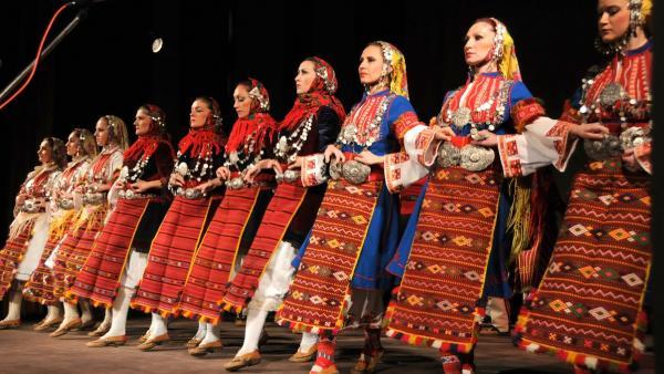 Ансамбъл  Пирин  с благотворителен концерт в Скопие под егидата на Министерство на външните работи