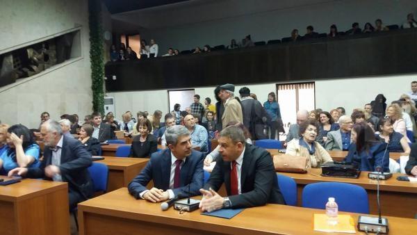Росен Плевнелиев: Радев се държи като генерал, който още не е разбрал,че е държавен глава
