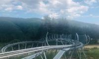 До дни ще заработи  планински увеселителен парк край Белица