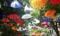 Цветните чадъри пак ще радват благоевградчани