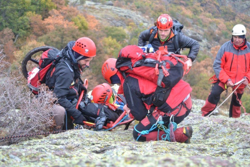 Жена падна от връх Джангал