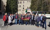 ВМРО почете ирландеца с българско сърце Джеймс Баучер