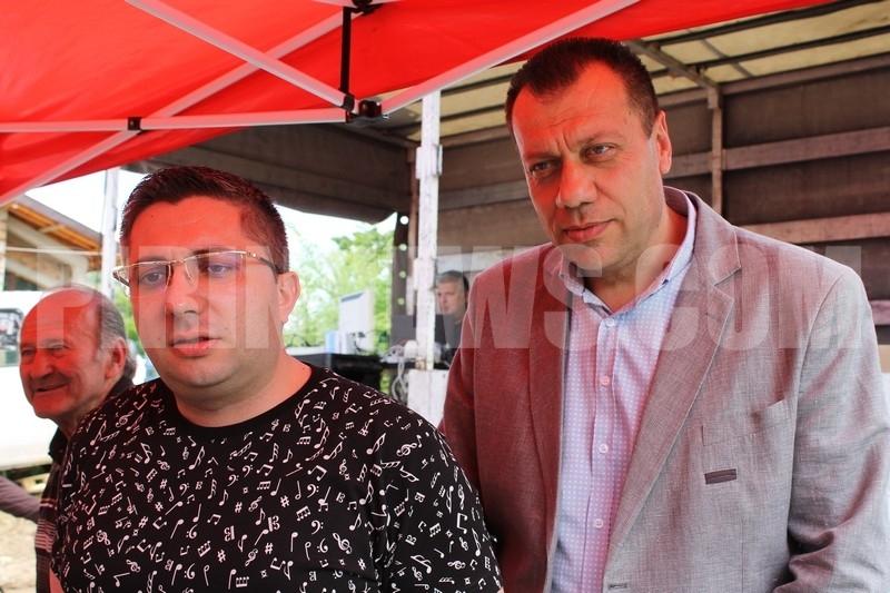 Министър Нанков в Благоевград:  ГКПП-Клепало при Струмяни готово до 2 години
