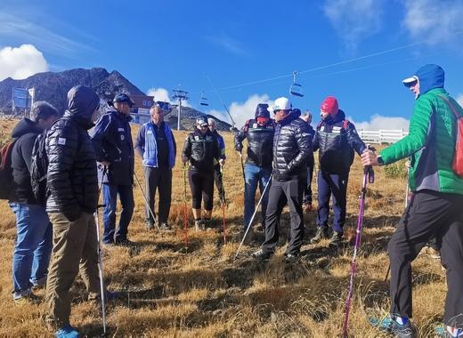 Инспектираха Банско за световно първенство по ски