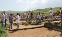 Първи протест на благоевградчани срещу унищожаването на античния град