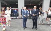 Министър и кмет откриха реновираните сгради на полиция и пожарна в Сандански