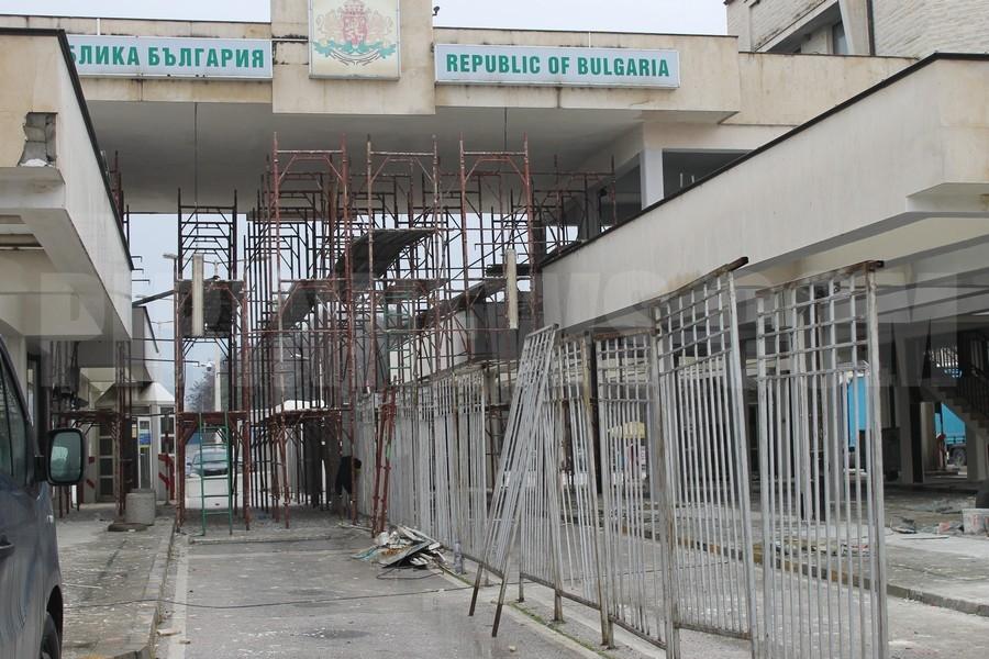 Отпушват ГКПП-Кулата с осем трасета на изход за Гърция и 6 на вход
