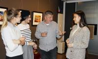 Иван Милушев представи поредна изложба с 19 картини  Кама Сутра