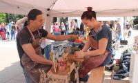 Фестивалът на занаятите приключи успешно,спечели  си стотици фенове