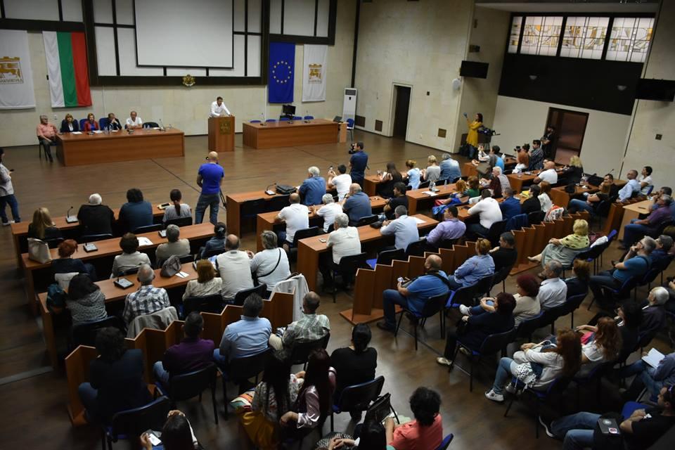 Кметът  Камбитов предложи Общо събрание за запазване на  археологическите находки край с. Покровник и продължаване строителството на АМ  Струма