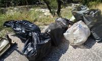 Екоинспектори провериха сигнал за изхвърляне на отпадъци в река Струма