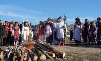Боговете на виното слязоха в Илинденци и зарязаха лозята,предрекоха добра година за лозарите