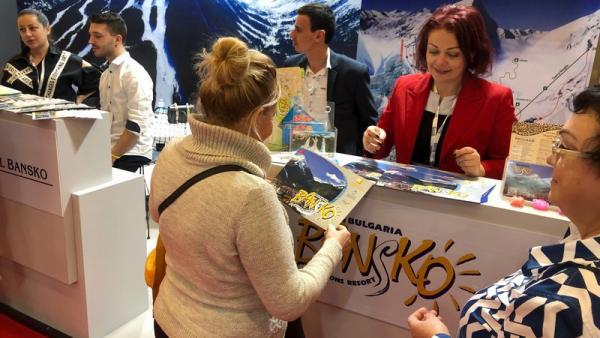 Банско се презентира на Международно изложение за туризъм в Истанбул
