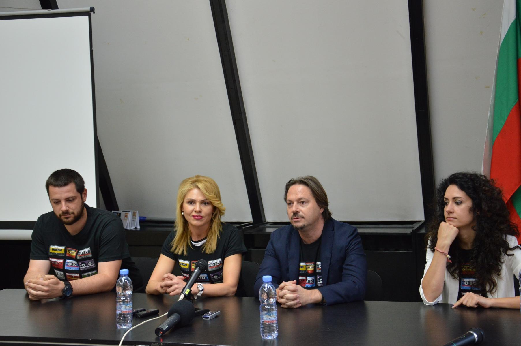 Благоевград със специална награда от БГ РАДИО за  Град-посланик на българската музика