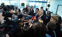 Борисов преди да отлети за Анкара: Заминавам на вечеря при приятел