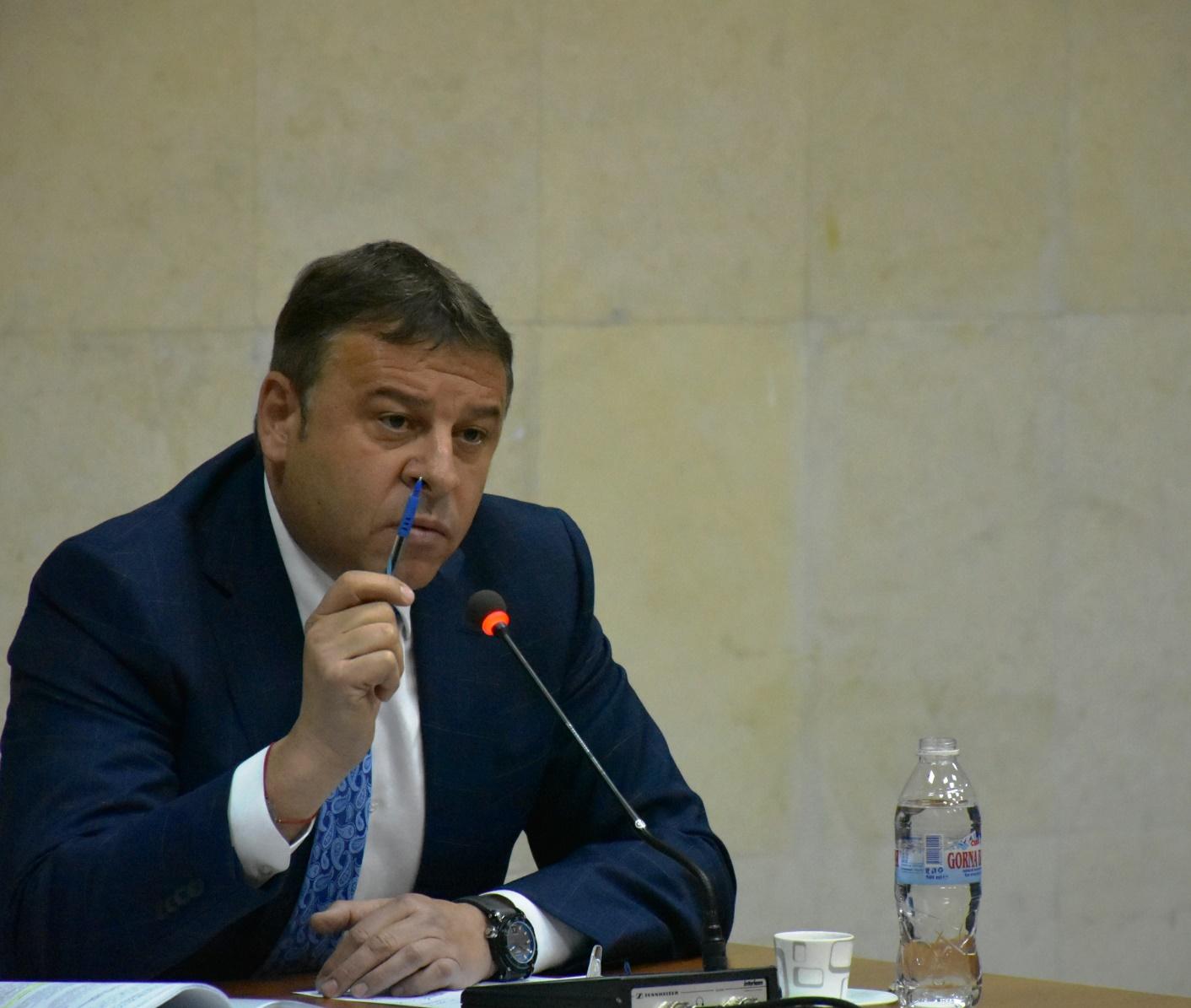 """Атанас Камбитов: Трябва да се вземе най-разумното решение - да запазим находките и да продължи строежът на АМ  Струма"""""""