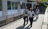 Съдът отстрани от работа  девет от арестуваните служители на ДАИ-Благоевград