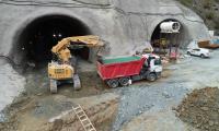 Утре министър Петя Аврамова и председателят на АПИ Георги Терзийски ще инспектират  изграждането на тунел  Железница  на АМ  Струма