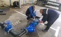 Модерен регулатор намалява авариите с водата в кварталите Еленово и Ален мак