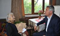 Баба Янка от Разлог навърши 100 години