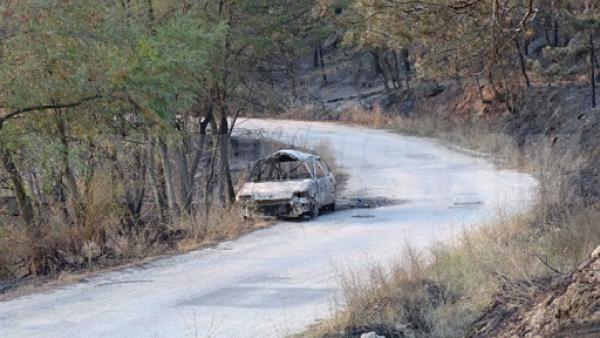За борба с горските пожари в районите на Кресна и Симитли ще бъдат изградени 6 водоема и 10 километра трайни горски пътища до тях