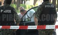 Приближен на Васил Божков бе арестуван при зрелищна акция в Сандански-ВИЖТЕ  СНИМКИ ОТ АКЦИЯТА