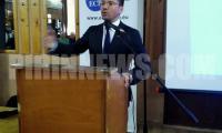 Евродепутатът Ангел Джамбазки пред благоевградчани: Тръгваме на битка  срещу лошите практики на ЕС и ще бъдем агресивни